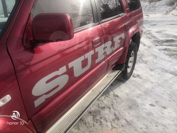 Toyota Hilux Surf, 1989 год, 500 000 руб.
