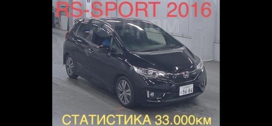 Honda Fit, 2016 год, 775 000 руб.