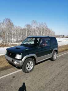 Заринск Pajero Mini 1999