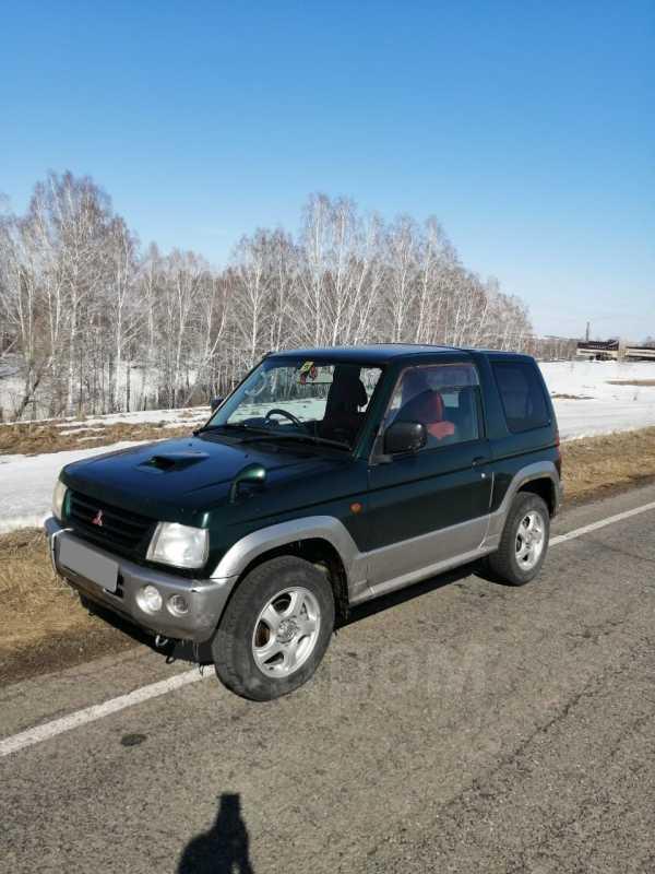 Mitsubishi Pajero Mini, 1999 год, 175 000 руб.