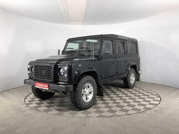Land Rover Defender, 2012 год, 1 329 000 руб.