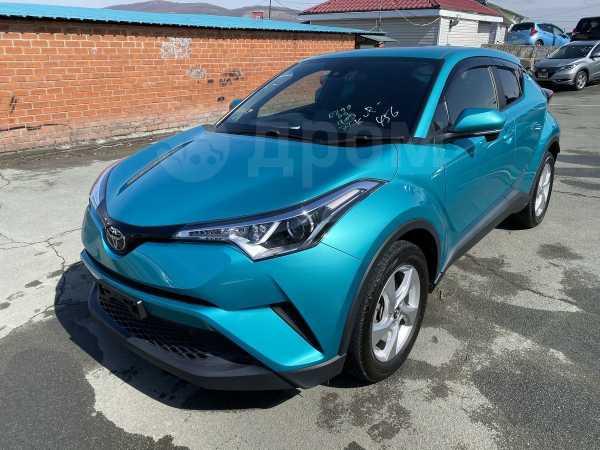 Toyota C-HR, 2016 год, 1 295 000 руб.
