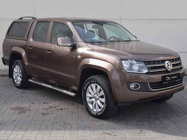 Volkswagen Amarok, 2013 год, 1 160 000 руб.