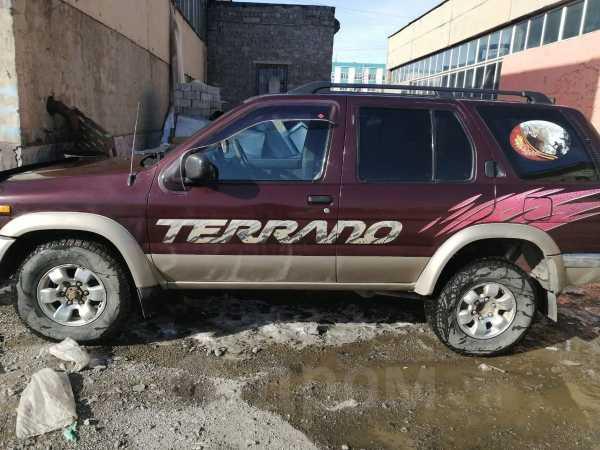 Nissan Terrano, 1996 год, 340 000 руб.