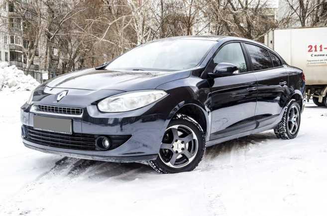 Renault Fluence, 2010 год, 480 000 руб.