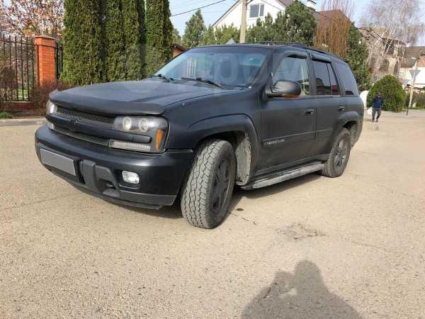 Chevrolet TrailBlazer, 2005 год, 290 000 руб.
