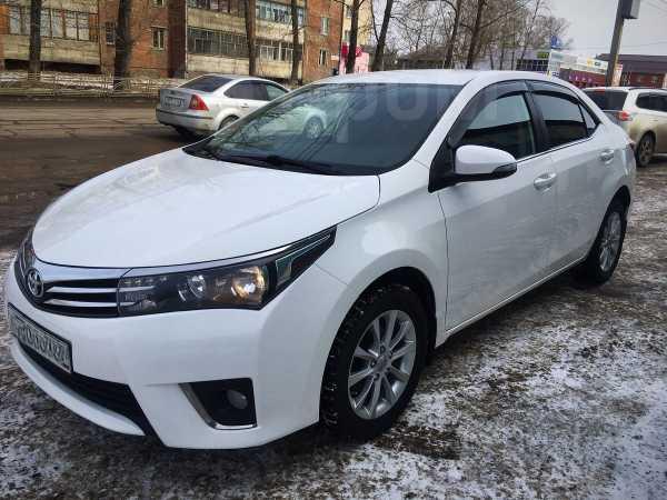 Toyota Corolla, 2013 год, 825 000 руб.
