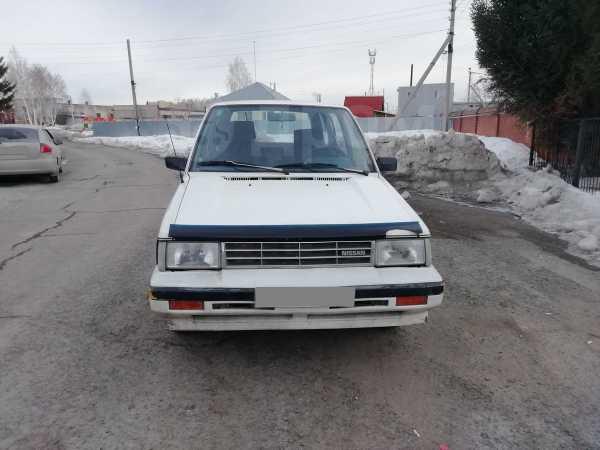 Nissan Prairie, 1988 год, 55 000 руб.