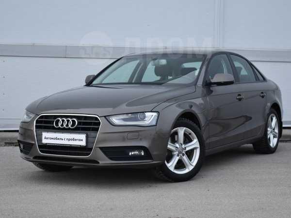 Audi A4, 2013 год, 827 000 руб.