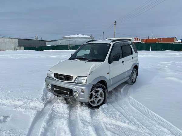 Daihatsu Terios, 1998 год, 355 000 руб.