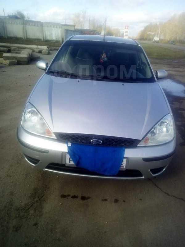 Ford Focus, 2002 год, 185 000 руб.