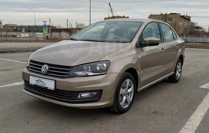 Volkswagen Polo, 2017 год, 679 900 руб.