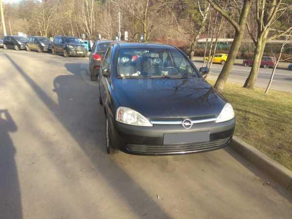 Opel Corsa, 2003 год, 170 000 руб.