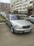 Mercedes-Benz S-Class, 2000 год, 410 000 руб.