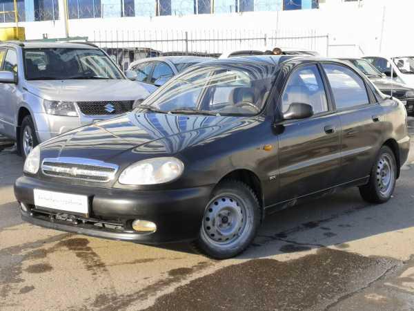 Chevrolet Lanos, 2008 год, 127 300 руб.