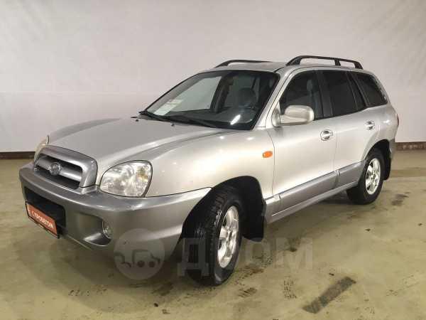 Hyundai Santa Fe, 2005 год, 407 000 руб.