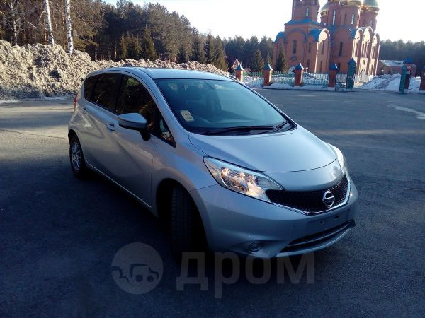 Nissan Note, 2015 год, 557 000 руб.
