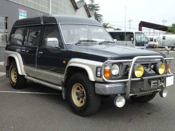 Nissan Safari, 1994 год, 342 000 руб.