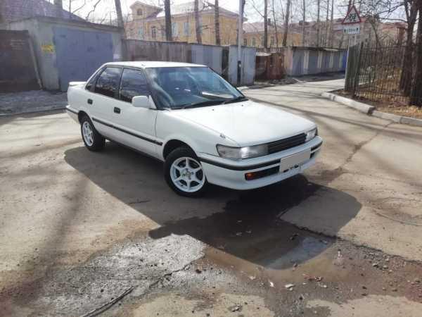 Toyota Sprinter, 1990 год, 125 000 руб.