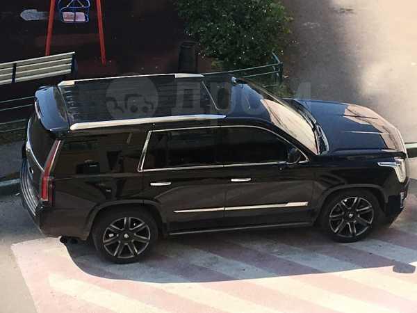 Cadillac Escalade, 2016 год, 4 150 000 руб.
