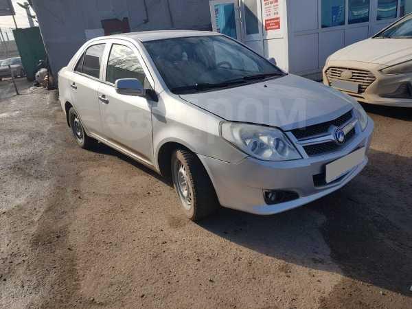Geely MK, 2011 год, 160 000 руб.