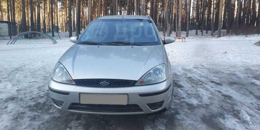 Ford Focus, 2003 год, 145 000 руб.
