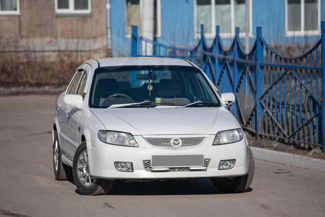Mazda Familia, 2001 год, 169 000 руб.