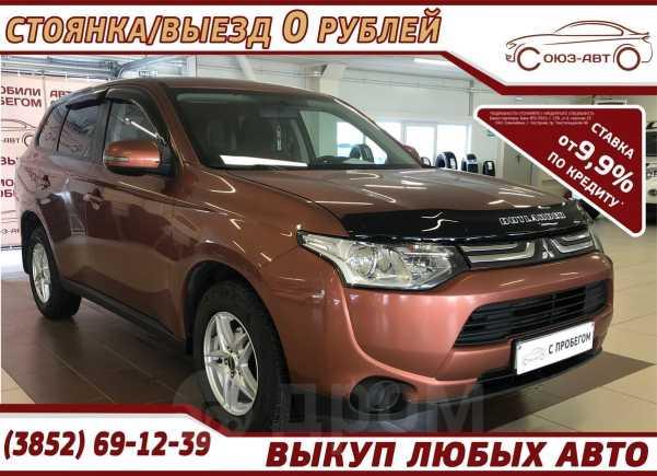 Mitsubishi Outlander, 2012 год, 798 000 руб.