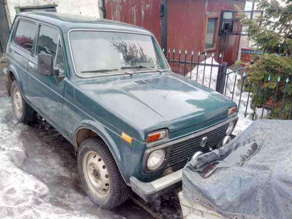 Лада 4x4 2121 Нива, 1994 год, 75 000 руб.