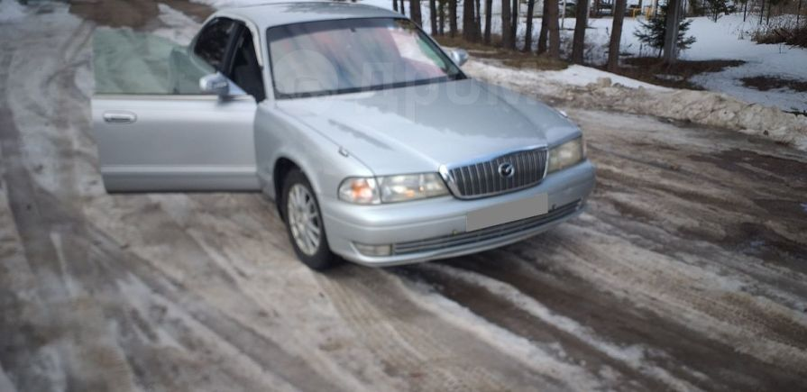 Mazda Sentia, 1998 год, 170 000 руб.