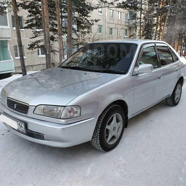 Toyota Sprinter, 1998 год, 250 000 руб.
