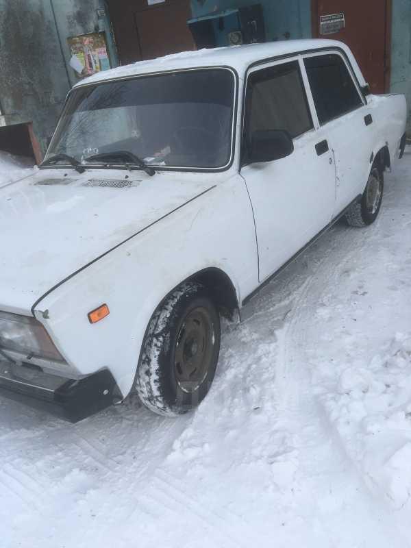 Лада 2107, 2008 год, 38 000 руб.
