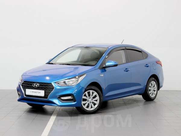 Hyundai Solaris, 2018 год, 824 000 руб.