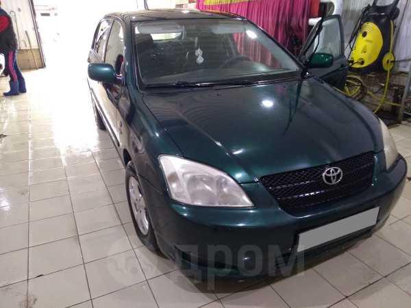 Toyota Corolla, 2003 год, 239 000 руб.