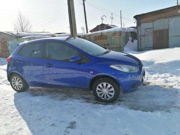 Mazda Demio, 2010 год, 360 000 руб.