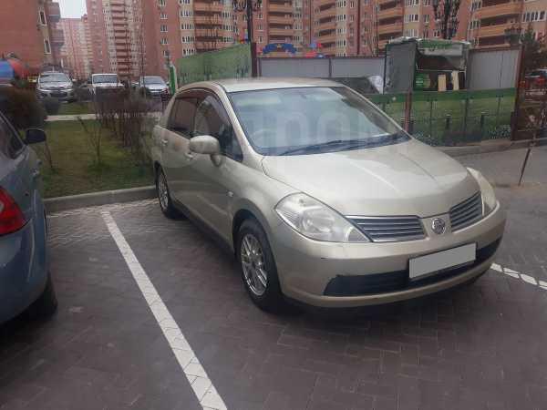 Nissan Tiida Latio, 2005 год, 275 000 руб.
