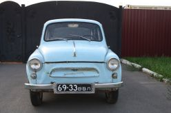 Бутурлиновка Запорожец 1964