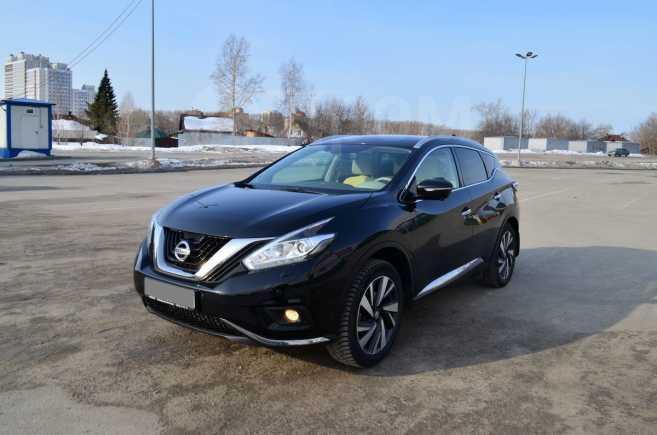 Nissan Murano, 2017 год, 2 100 000 руб.