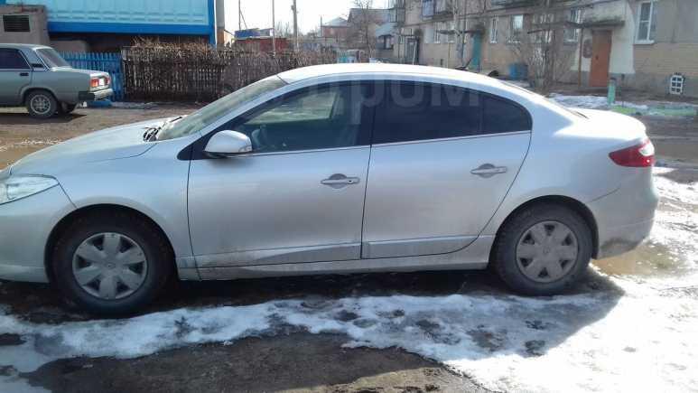 Renault Fluence, 2011 год, 435 000 руб.