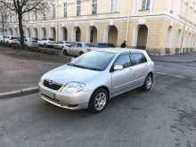 Санкт-Петербург Corolla Runx 2001