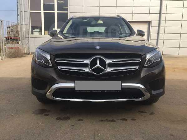 Mercedes-Benz GLC, 2017 год, 2 600 000 руб.