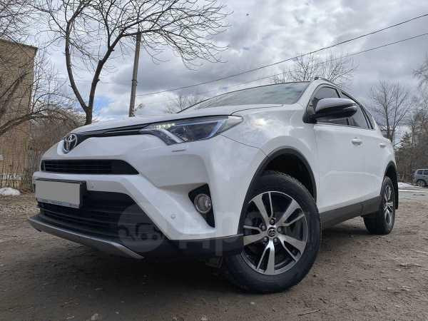 Toyota RAV4, 2017 год, 1 635 000 руб.