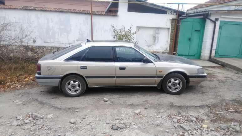 Mazda 626, 1988 год, 80 000 руб.