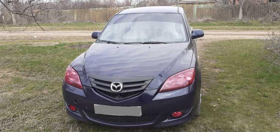 Mazda Mazda3, 2004 год, 200 000 руб.