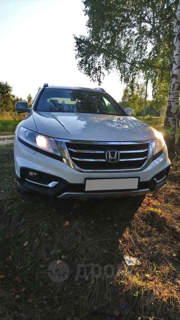 Honda Crosstour, 2014 год, 1 285 000 руб.