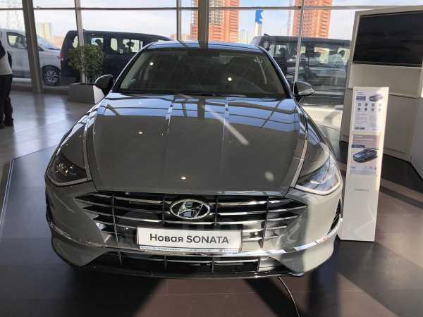 Hyundai Sonata, 2020 год, 1 751 100 руб.