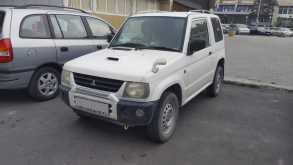 Новороссийск Pajero Mini 2001