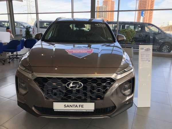 Hyundai Santa Fe, 2019 год, 2 527 248 руб.