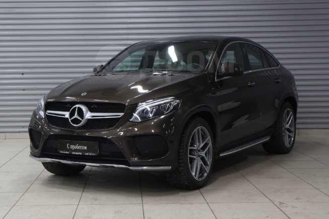 Mercedes-Benz GLE, 2017 год, 4 040 000 руб.