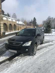 Москва RX400h 2006